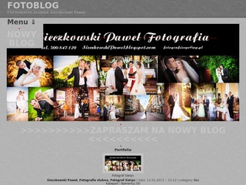Fotografia-slubna.fotolog.pl Sieczkowski Paweł