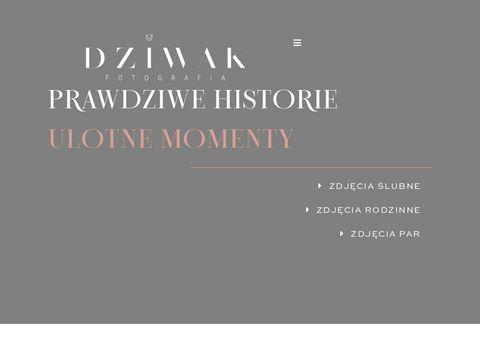 Fotodziwaki.pl zdjęcia ślubne Katowice