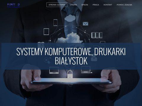 Font 2 Piotr Cerkiewnik Sp.J. Białystok serwis
