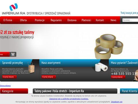 Folie-ra.pl - folia stretch transparent