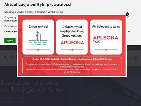 Fmsol.pl - obsługa techniczna budynków