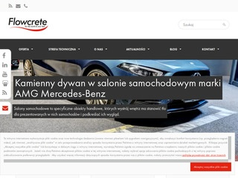 Flowcrete Polska Sp. z o.o. Warszawa posadzki