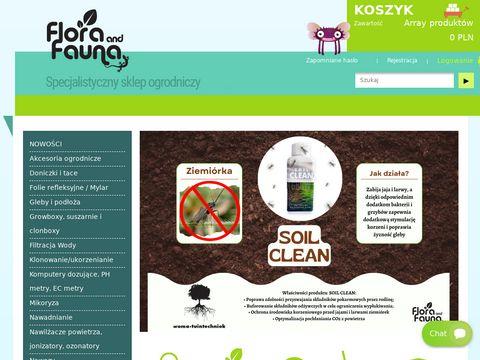 Flora and Fauna - growbox sklep