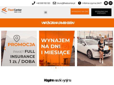 Fleetcenter.pl Wynajem samochodów