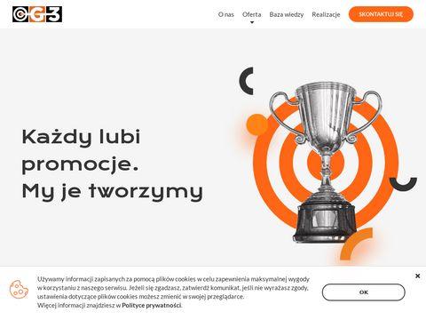 G3.com.pl Programy lojalnościowe