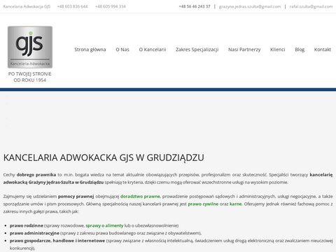 Kancelaria Adwokacka, grudziadzadwokat.pl