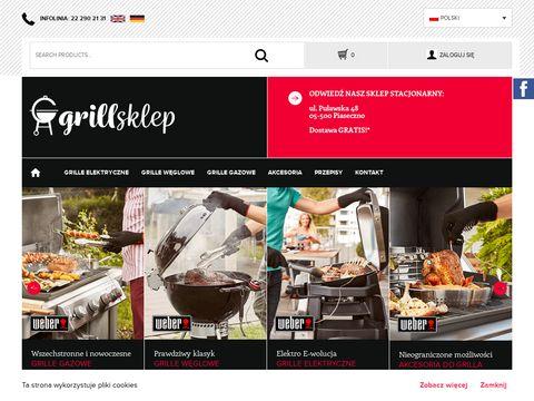 Grillsklep.pl węglowy