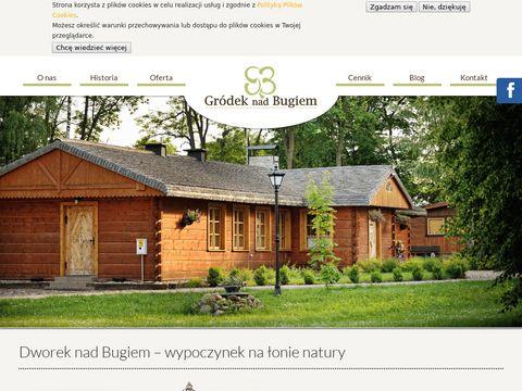 Grodeknadbugiem.pl hotel