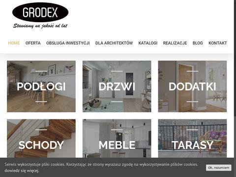 Grodex - wykończenie domu i ogrodu