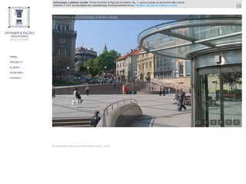 Biuro projektowe Gronner&Rączka