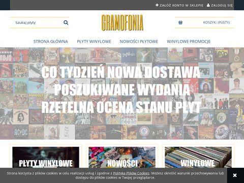 Gramofonia.com - płyty winylowe i design lata 60