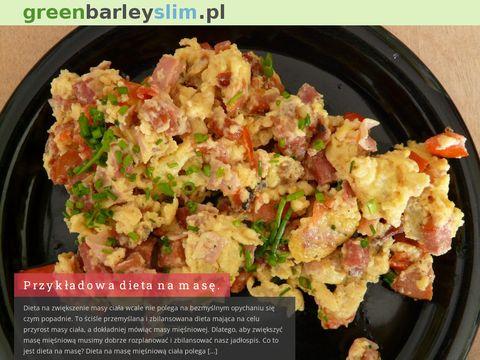 Greenbarleyslim.pl