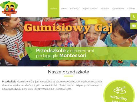 Gumisiowygaj.pl prywane przedszkole