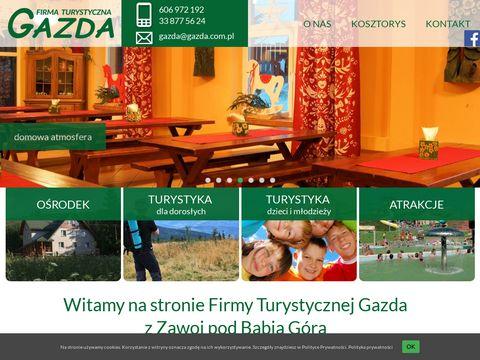 Gazda.com.pl firma turystyczna