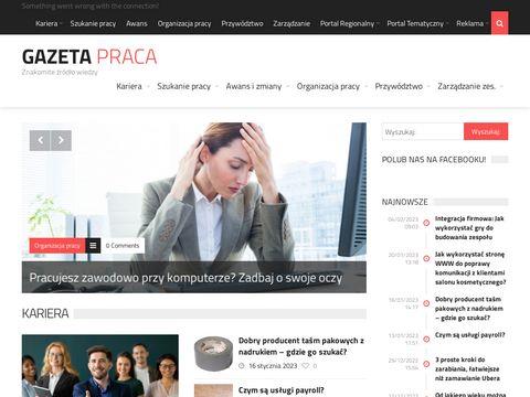 Gazetapraca.biz - portal pracy