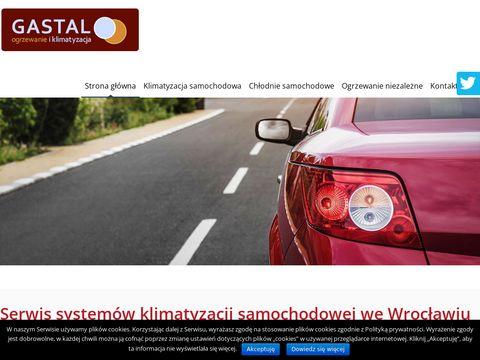 Gastal Andrzej Sakowicz serwis webasto