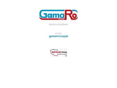 Gamaro automatyka obiektowa projektowanie Rzgów