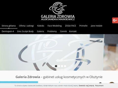 Galeriazdrowia.olsztyn.pl depilacja ipl