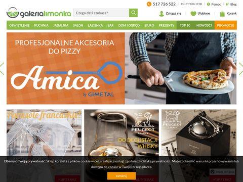 Galerialimonka.pl - prezenty