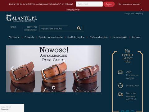 Galante.pl - bransolety męskie
