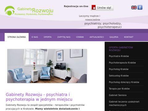 Gabinetyrozwoju.pl - leczenie nerwic