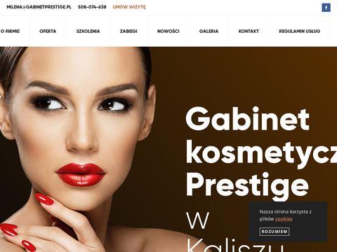 Prestige salon fryzjerski, gabinet kosmetyczny