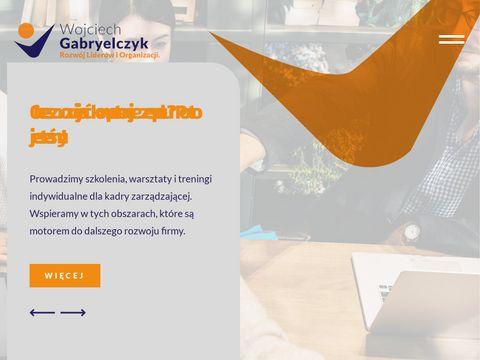 Gabryelczyk.eu trener biznesu