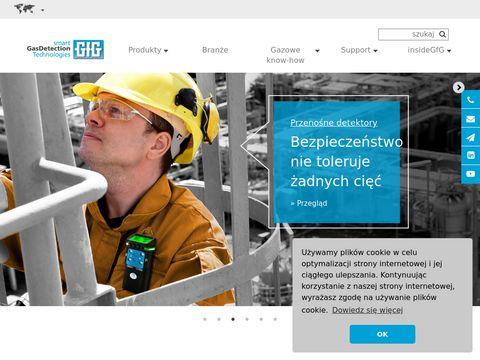 Gfg.pl wykrywacze gazu