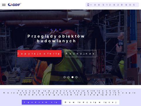 GDF sp. z o.o. szkolenia