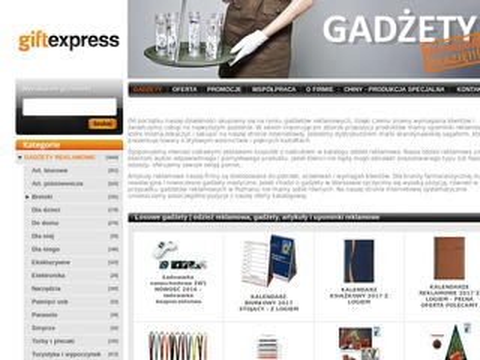 Giftexpress.pl breloczki do kluczy