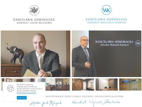 KUŚNIERZ & MILCZAREK Kancelaria prawna