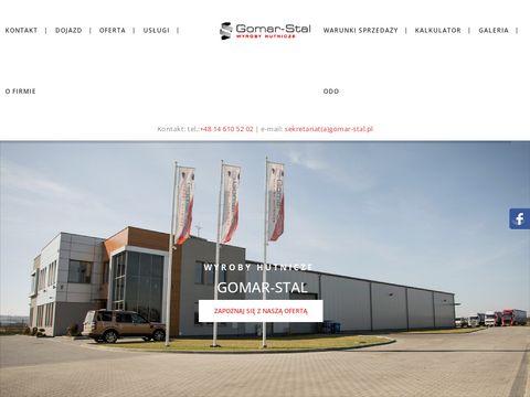 Gomar-Stal rury bez szwu Bochnia