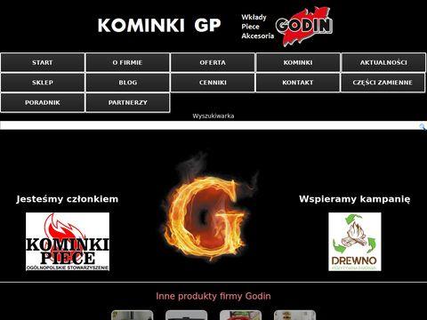 Godin.com.pl kominki