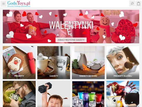 Godstoys.pl - prezenty dla niego