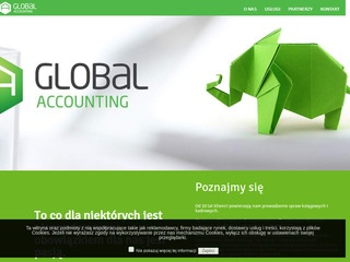Global Accaunting outsourcing finansowo-księgowy
