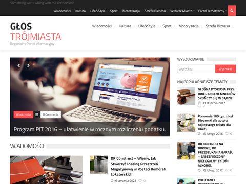 Glostrojmiasta.pl trójmiejski portal regionalny