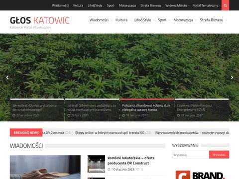 Gloskatowic.pl regionalny portal
