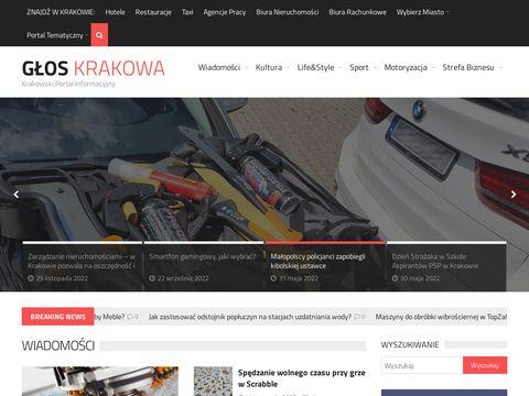 Gloskrakowa.pl krakowski portal regionalny