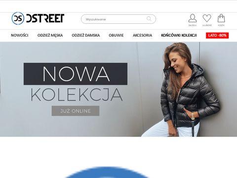 Dstreet.pl odzież męska - sklep internetowy