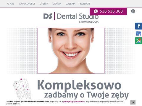 Ds-dentalstudio.pl stomatolog Otwock