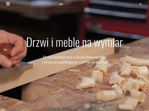Drzwinawymiar.com frontowe