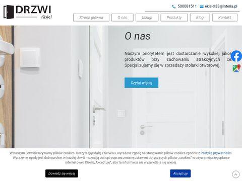 Drzwi-kisiel.pl montaż