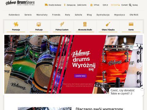 Drumstore.pl - instrumenty muzyczne