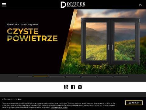Drutex.pl okna drewniano-aluminiowe