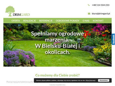 Drimgard.pl ogrody Bielsko