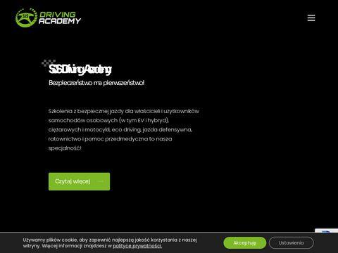 Drivingacademy.pl szkolenia motocyklowe