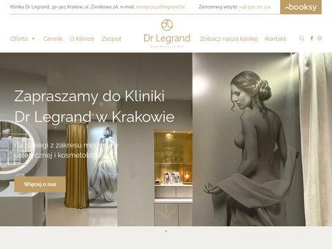 Drlegrand.pl dermatology clinic