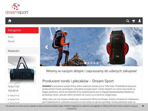 Dreamsport.eu torby męskie sportowe na ramię