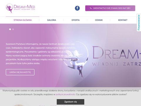 Dream-med.pl - Piersi z komórkami macierzystymi