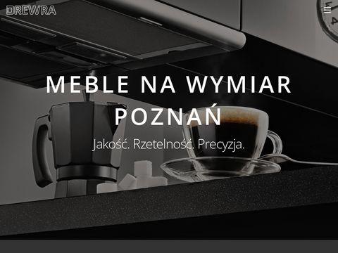 Drewra - Meble na wymiar Poznań
